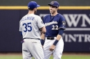 Dodgers News: Cody Bellinger Disappointed Brewers' Christian Yelich Well Suffered Fractured Kneecap