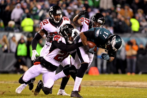 Falcons defense vs. Eagles offense: Who wins this matchup?