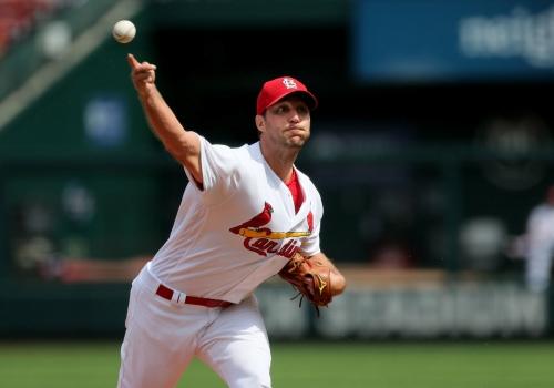 Wainwright to face Milwaukee, minus Yelich