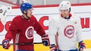 Ben Chiarot's physicality a highlight on Day 1 of Canadiens camp