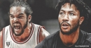 Bulls news: Derrick Rose reveals Joakim Noah is the closest teammate he's ever had, calls him a 'loving guy'