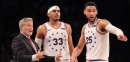 NBA Rumors: Sixers Could Trade Ben Simmons Or Tobias Harris For Devin Booker, 'Metro USA' Suggests