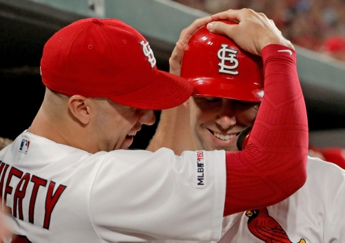 BenFred: Confident Cardinals are comfortable in first place