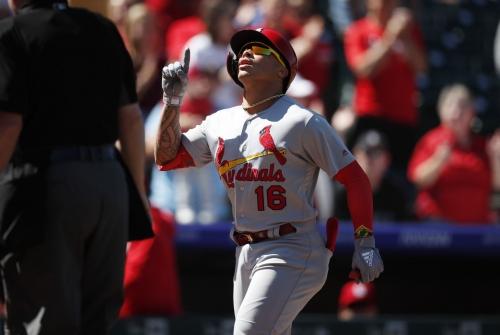 Despite Denver outburst, Shildt says home runs do not define Cardinals' offense