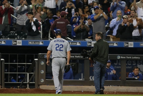 Dodgers News: Dave Roberts Wanted To 'Stress' & 'Build Up' Clayton Kershaw Against Mets