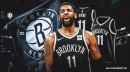Nets to give away 10,000 Kyrie Irving jerseys at Oct. 25 game vs. Knicks