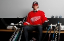 How Moritz Seider is adjusting at Red Wings training camp