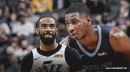 Mike Conley tells Jazz teammates all the time how good of a player Grizzlies' Jaren Jackson Jr. can be