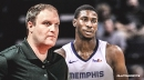 Memphis coach Taylor Jenkins reveals Grizzlies are 'going to play fast'