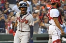 Braves rout Nationals, clinch playoff spot