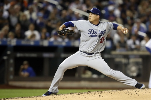 Hyun-Jin Ryu is masterful, but Dodgers lose to Mets in a pitchers' duel
