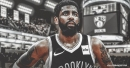 Video: Nets Kyrie Irving randomly shows up in Brooklyn park, plays with fans
