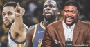 Jalen Rose expects Warriors' Draymond Green to be an All-NBA performer; Stephen Curry to return to MVP conversation