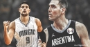 Magic big man Nikola Vucevic says he wants to be Luis Scola when he grows up