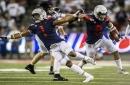 Defense - yes, defense - sparks Arizona Wildcats to 13-7 halftime lead over Texas Tech
