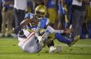 UCLA coach Chip Kelly sticks with Dorian Thompson-Robinson as his quarterback