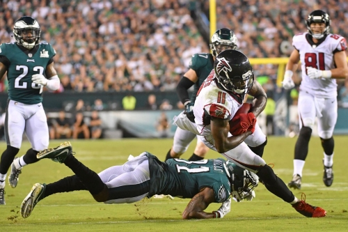 Falcons - Eagles: Final score predictions from our staff