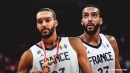 Rudy Gobert on France winning bronze at FIBA World Cup: 'It means everything'