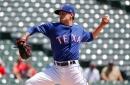 Texas Rangers recall Joe Palumbo from AAA