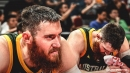 Aron Baynes suffers strained groin at FIBA World Cup