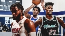 Justise Winslow admits Heat losing Josh Richardson in Jimmy Butler trade was tough to deal with