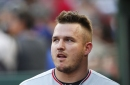 Mike Trout is out for the year
