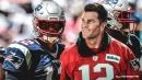 Patriots' Tom Brady scores 20th career rushing TD with QB sneak vs. Dolphins