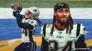 Patriots' Stephon Gilmore intercepts Ryan Fitzpatrick pass for pick-six