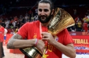 Suns point guard Ricky Rubio wins FIBA World Cup MVP, gold medal with Spain