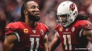 Cardinals' Larry Fitzgerald notches consecutive 100-yard games for first time since 2015