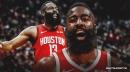 Video: Rockets' James Harden roasts Stanley Johnson, Allonzo Trier in 1-on-1 drills