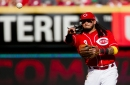 Freddy Galvis makes it a special birthday for a young Cincinnati Reds fan