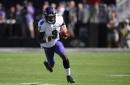 Lamar Jackson helps Ravens run past Cardinals 23-17