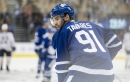 Leafs' Tavares happily adjusts to father time