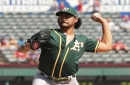 Athletics win 90th, Sean Manaea and Jesús Luzardo could be a potential wild card one-two punch