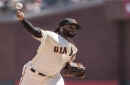 Johnny Cueto strong again in Giants victory