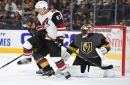 Photos: Arizona Coyotes at Las Vegas Golden Knights preseason