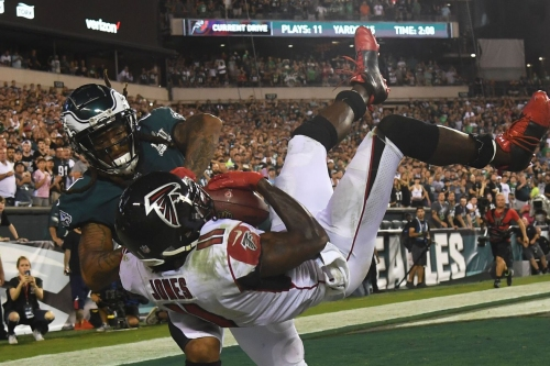 Sunday Night Football live thread: Eagles @ Falcons