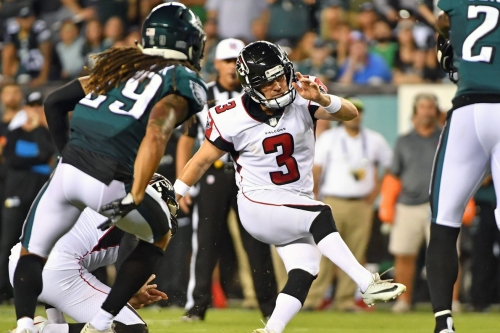 Falcons - Eagles key information, live tracker, and open thread