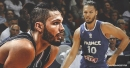 Magic's Evan Fournier reacts to France's Bronze finish, sympathizes with Australia