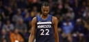 NBA Rumors: Hornets Could Trade Nicolas Batum And 2nd-Round Pick For Andrew Wiggins, Per 'Bleacher Report'