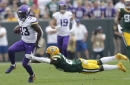 Darnell Savage hurt on final play of game, left Lambeau in walking boot