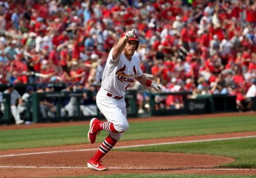 Bader's blasts are overshadowed in Cards' loss
