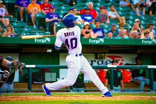 Chicago Cubs name Brennen Davis, Cory Abbott as Minor League Player and Pitcher of the Year