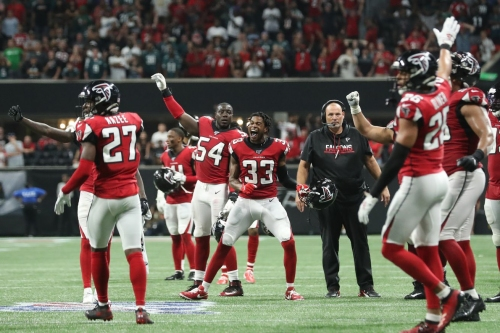 Falcons vs. Eagles: Who was the defensive player of the game?