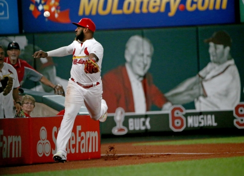 Cardinals' lineup remains unchanged to face Strasburg