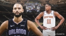 Magic's Evan Fournier takes shot at Knicks, says Frank Ntilikina needs 'real opportunity' after strong World Cup play