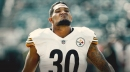Steelers' James Conner confident he'll play in Week 3 vs. 49ers