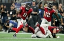 Falcons fantasy football stud and dud from Week 2