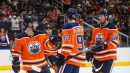 James Neal scores in first pre-season game as Oilers down Jets